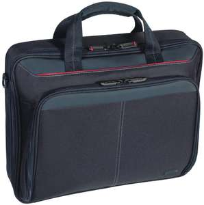 """Targus Classic Clamshell Laptop Bag for up to 16"""" laptop, £14 at Amazon/+£4.49 non prime"""