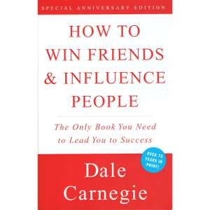 How to win friends and influence people - Kindle edition 99p - Amazon