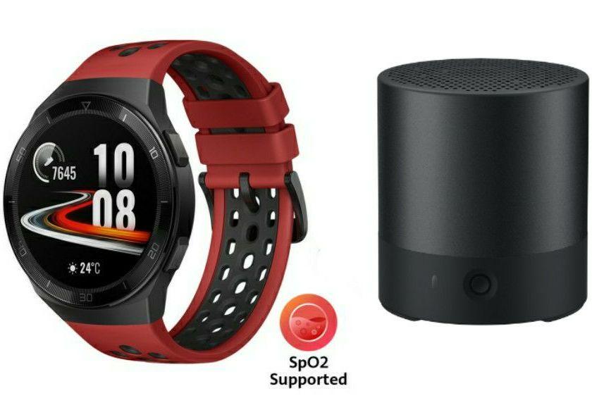 HUAWEI WATCH GT 2e + Free HUAWEI Mini Speaker Graphite Black - £139.99 With Code @ Huawei Store UK