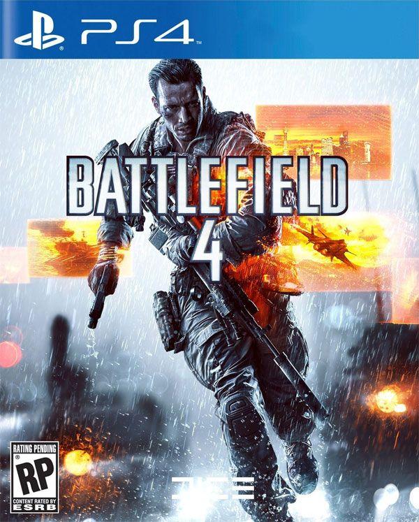 Battlefield 4 - PS4 - £4.79 @ PSN Store