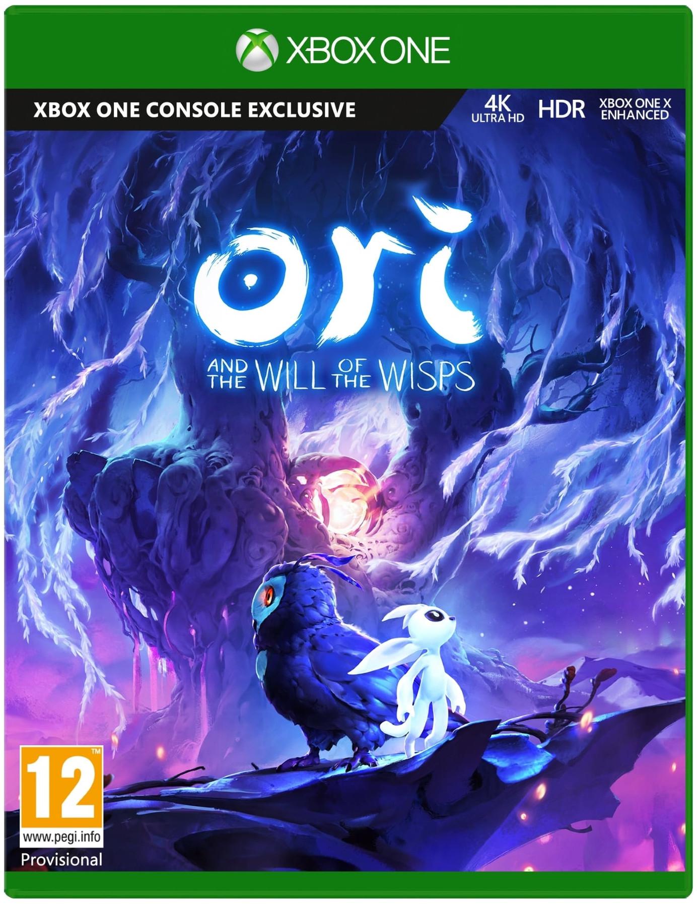 Ori and The Will Of The Wisps (Xbox One) - £14.97 (Prime) / £17.96 (Non Prime) delivered @ Amazon