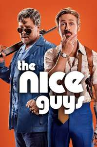 The Nice Guys £1.49 HD To Own on Google Play