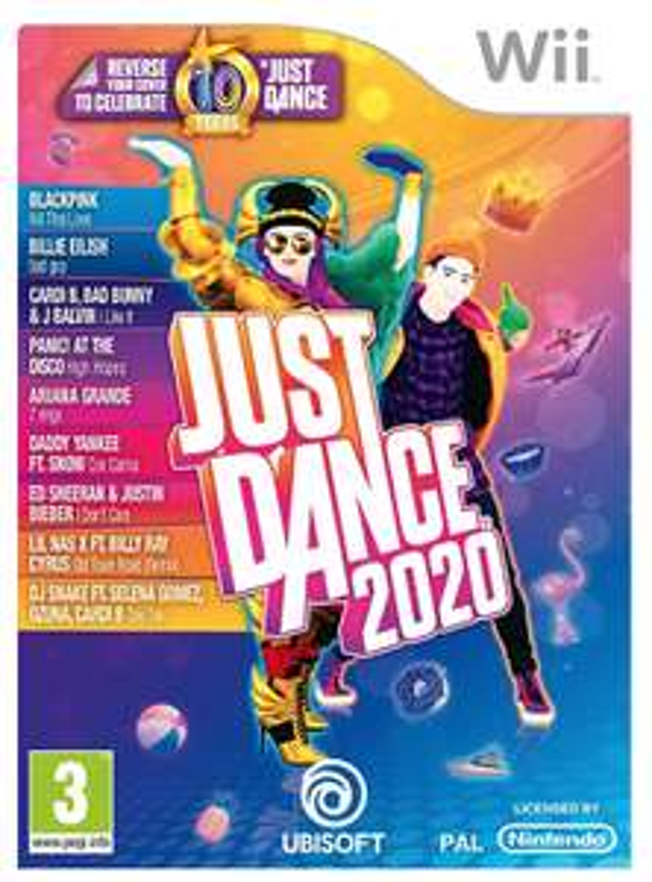 just dance 2020 nintendo wii £19.99 / £22.98 non prime @ Amazon