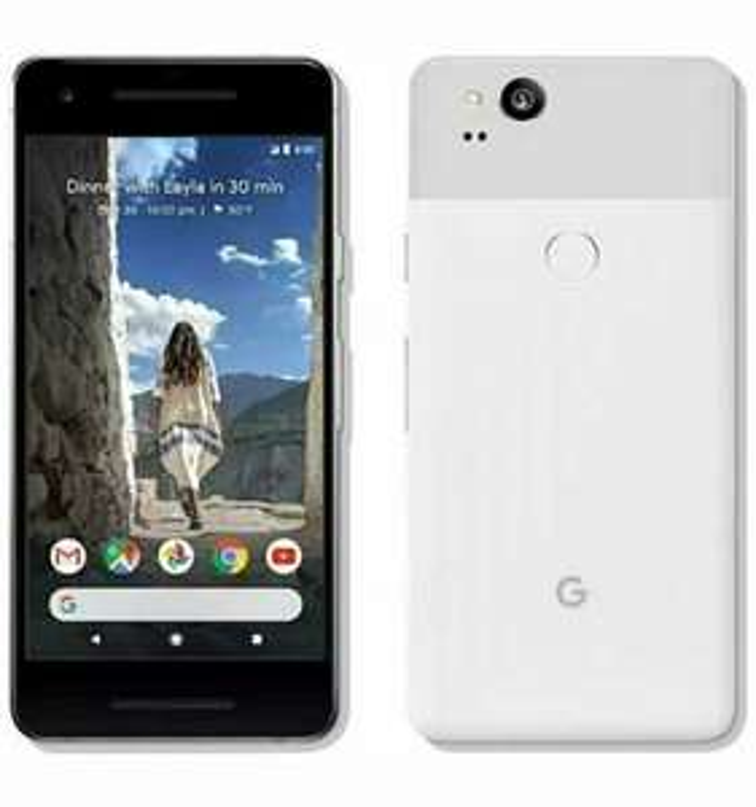 Google Pixel 2 White Unlocked 64GB Smartphone - Reasonable Condition - £86.39 @ XS Items Ebay