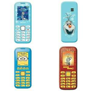 Lexibook Kids Mobile Phone Disney Frozen Dual Sim Pay As You Go 2G Unlocked delivered for £12.98 by phoneshopnearme/ebay