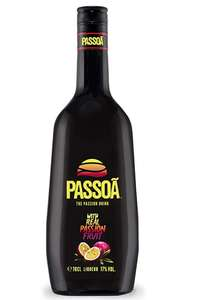 Passoa 70cl down to £10 @ Amazon