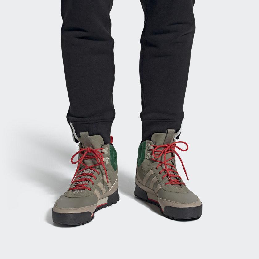 Adidas originals Baara boots (casual hiking shoes) £29.74 delivered at Adidas with code