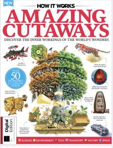 Free eBook - How It Works Amazing Cutaways at Future