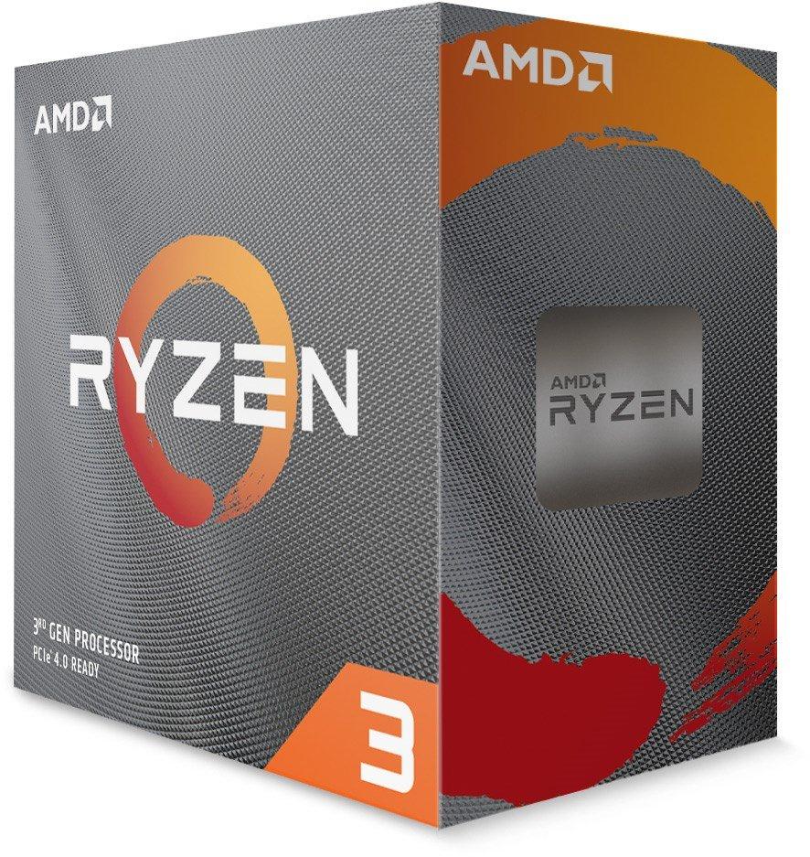 AMD Ryzen 3 3100 3.6GHz 4 Core (Socket AM4) CPU, £98.99 at CCL