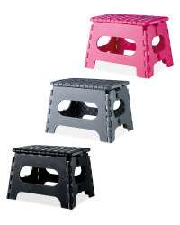 Aldi - Folding Step Stool - £3.99 + £2.95 delivery - Available Instore