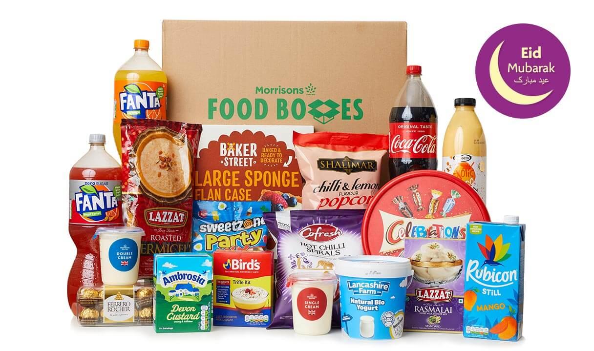 Eid Food Box £35 @ Morrisons