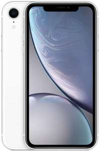 Apple iPhone XR 128GB (Dual-SIM) - White - £554.87 (£537 with a fee free card) @ Amazon Germany
