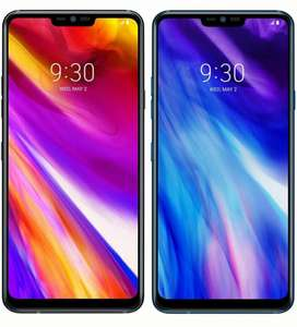 "'Open Box' LG G7 ThinQ LM-G710 64GB 6.1"" Android Mobile Smartphone Unlocked Black/Blue - £242.99 @ XS Items / eBay"