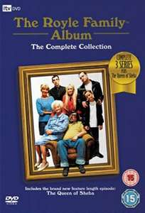 Royle Family, The - Complete Collection with The Queen of Sheba Special DVD - £4.45 Delivered @ CEX