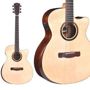 Merida Diana DG-20FOGACES Electro Acoustic Guitar With solid Sitka Spruce Top / Fishman Electronics - £217.55 Delivered Using Code @ Dawsons