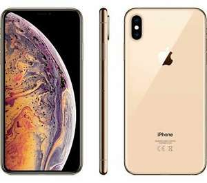 Apple iphone XS Max 512GB Unlocked iOS Smartphone, Gold - Grade A Excellent £569 @ ebay / handtec