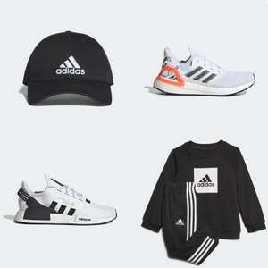Up to 50% Off Outlet Sale + Extra 30% Off Outlet and selected Full Price items using code + Free Delivery for Creator Club Members @ adidas