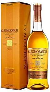 Glenmorangie 10 Year Old Single Malt Scotch Whisky, 70 cl £25 @ Amazon