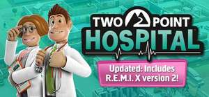 [Steam] Two Point Hospital (PC) £8.49 / £6.79 with Humble Choice @ Humble Bundle