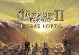Crusader Kings II: Horse Lords DLC (Steam) Free To Keep @ Steam Store