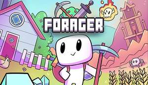 Forager PC (Steam) - £8.99 at Humble Bundle