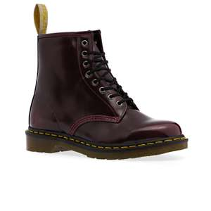 Dr Martens vegan 1460 Cambridge Brush (Red) - £99.95 (£89.95 with code sent with email sign up) and free postage @ Surfdome