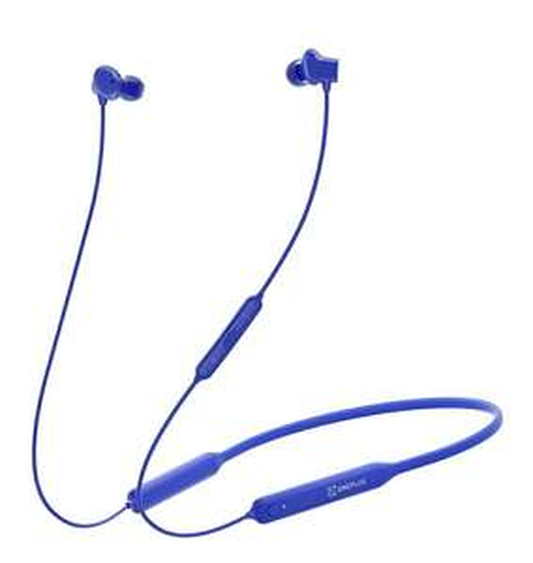 OnePlus Bullets Wireless Z Wireless Headphones - £41.95 Blue @ Amazon