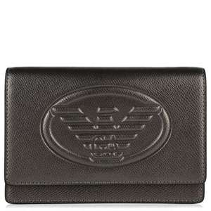 Emporio Armani Borsa Cross Body Bag in Outlet sale plus 20% off with code - £52 (+£6.99 Postage) @ Cruise Fashion