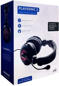 Prif PlaySonic 2 Wired Stereo Gaming Headset (PS4/PC/Xbox One) - £7.99 Delivered @ Bopster / eBay