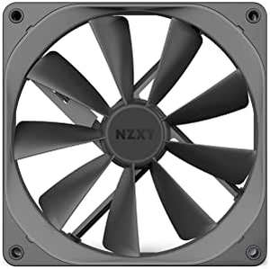 NZXT AER F 140 mm CPU Cooler Fan - £12.98 (+£4.49 non-Prime) @ Amazon