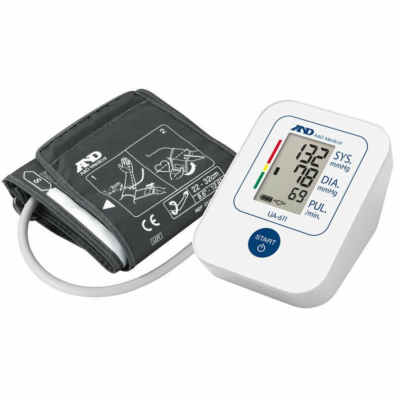A&D Medical UA-611 Upper Arm Blood Pressure Monitor ( 5Yrs Warranty) - £15.99 Delivered @ Mymemory /eBay