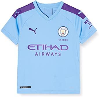 Manchester City F.C. Children's Official 2019/2020 Puma Replica Home Shirt £21.19 Amazon