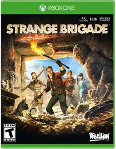 Strange Brigade (Xbox One) - £5.84 delivered @ Base