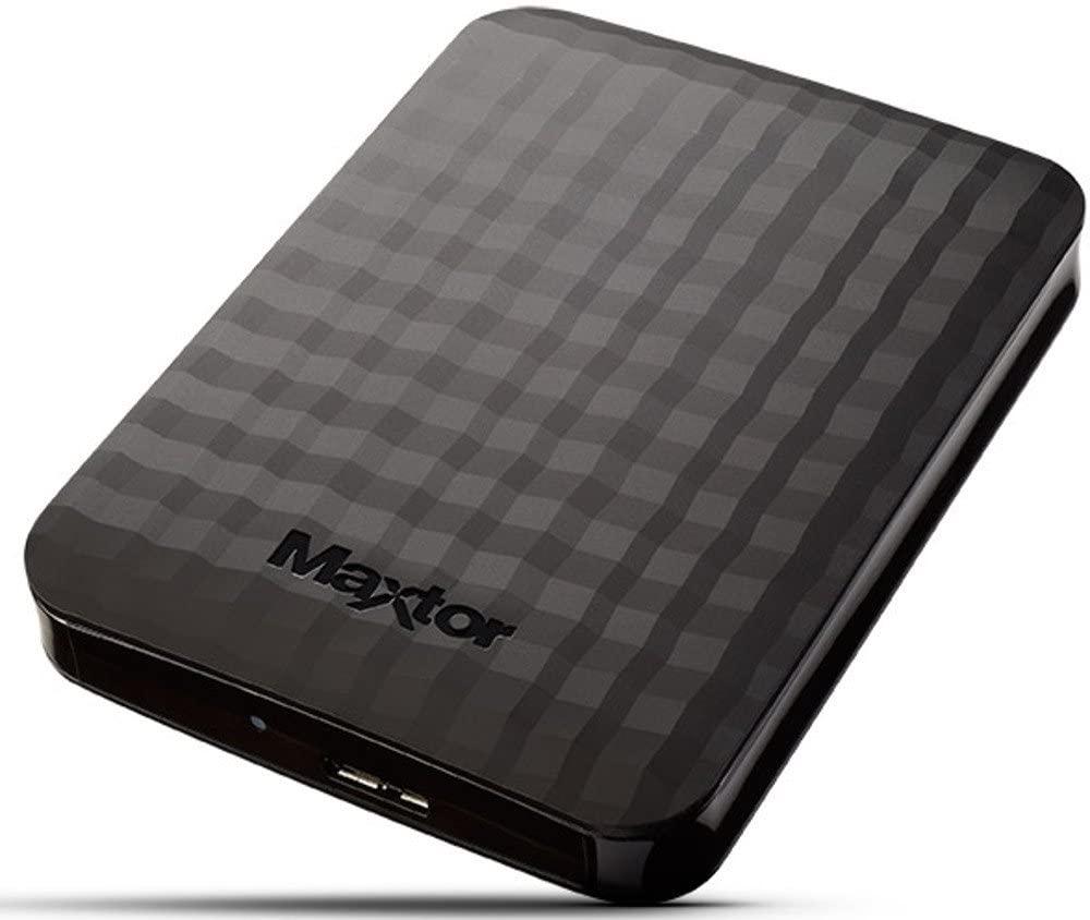 "Seagate Maxtor M3 4TB 2.5"" Portable Hard Drive USB 3.0 for £79.97 delivered @ Amazon"