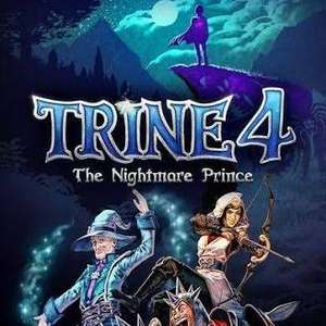 Trine 4: The Nightmare Prince PC (Steam) £8.50 at Green Man Gaming