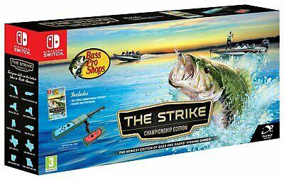 Bass Pro Shops: The Strike Championship (Nintendo Switch) £20.99 delivered @ Argos eBay