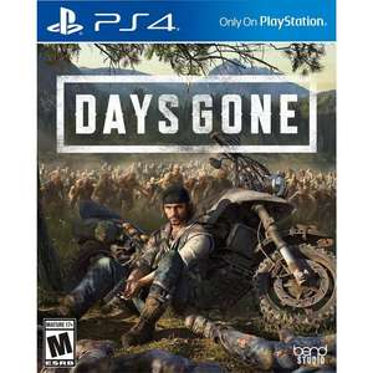 Days Gone Playstation 4 £29.47 delivered at Scan