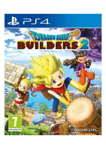 Dragon Quest Builders 2 (PS4) £15.85 Delivered @ Base