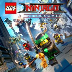 Free - LEGO NINJAGO Movie Video Game @ Playstation US