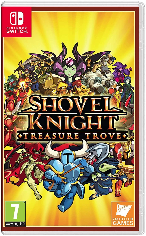 Shovel Knight: Treasure Trove (Nintendo Switch) £24.99 Delivered @ Amazon