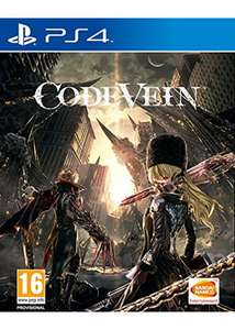 Code Vein (PS4) - £17.99 Delivered @ Base