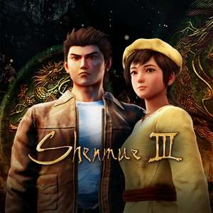 Shenmue 3 for £22.49 (£12.49 with Epic Games £10 voucher) at Epic Games