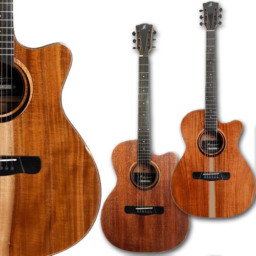 Merida Extrema Omce Mahogany Solid Top Electro Acoustic Guitar £217.55 Using Code / Solid Koa Top Models at £284.05 @ Dawsons