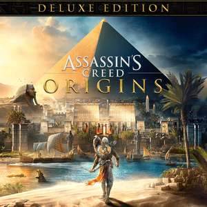 Assassins Creed Origins Deluxe Edition £14.74 / £4.74 with £10 voucher @ Epic Games (PC)