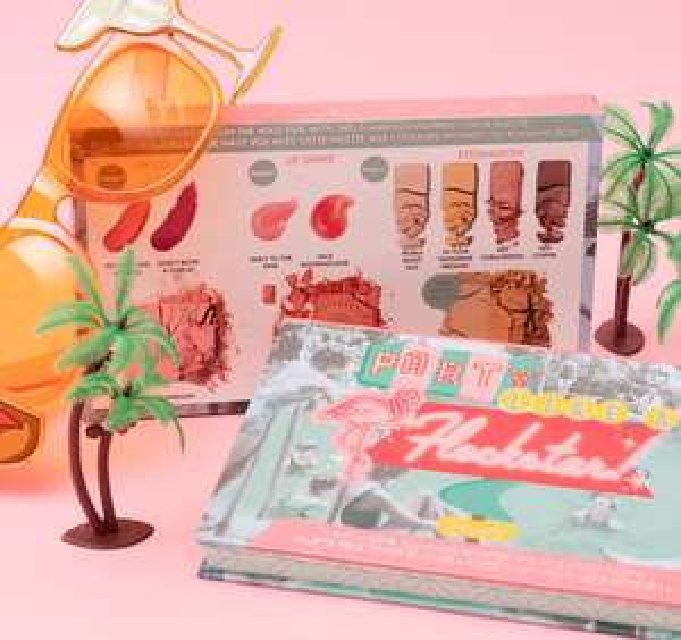 Benefit flockstar pallette half price at £14.75 free P&P @ Benefit Cosmetics