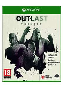 Outlast Trinity (Xbox One) - £6.85 Delivered @ Base