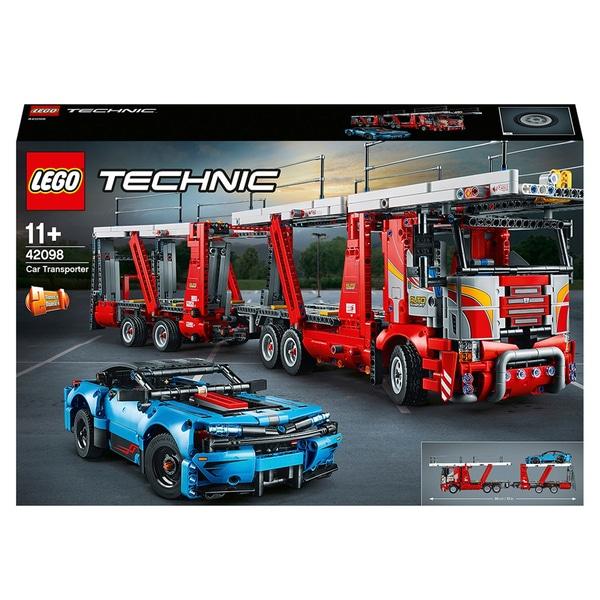 LEGO 42098 Car Transporter Technic £109.99 at Smyths Toys