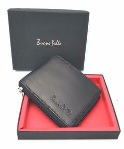 Buono Pelle Genuine Leather Mens Wallet Credit Carder Holder £5.35 delivered at bargain_leather_goods eBay