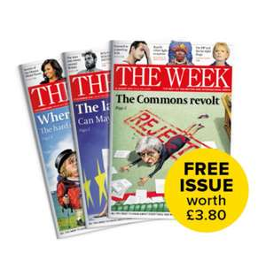 Free issue of The Week magazine