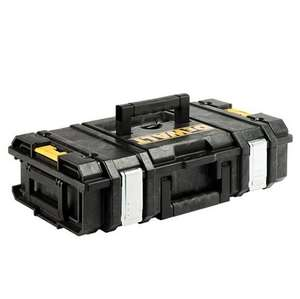 DeWALT ToughBox Toughsystem DS150 Hard case - Black, Yellow £27.75 Delivered @ Anglia Tool Centre